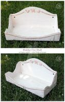 Shabby Chic Shelf by Ninina-nini