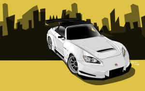 project s2000 wallpaper by cncplyr