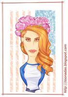 Lana del Rey by Ferlancer