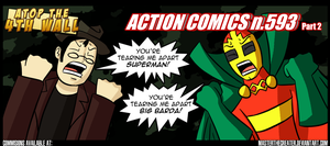 AT4W: Action Comics 593 part 2 by MTC-Studio