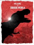 Discover the Tyrannosaurus Rex at Jurassic World by Mr-Saxon