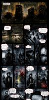 Of Bats and Clowns: page 1-3 by DrewtheUnquestioned
