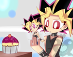 yugioh thing by sakaruchibi