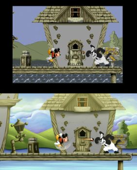 Mickey Mania HD - Steamboat Willie by NoPLo