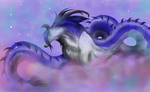 Dracu in the clouds by LordSecond