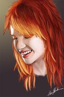 Hayley Williams by ImpetualSunday