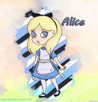 Alice by Buttsu