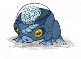 Brain fish thing by rongs1234