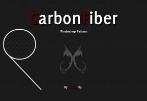 ::CarbonFiber PS Pattern:: by Project89Designs