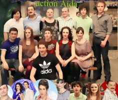 Action Aida by WonderlandDespeinate