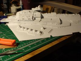 Bellator Model detail update 2 by THE-WHITE-TIGER