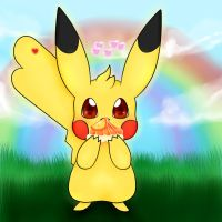 The Rare PikaAly by xxGaby1699xx