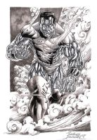 Colossus by Buchemi