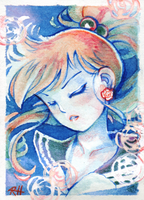 ACEO for Saniika II by chid0