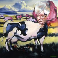 Mad Cow by funrama