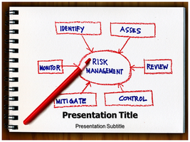 Risk Managements Powerpoint Template by KaceySmith