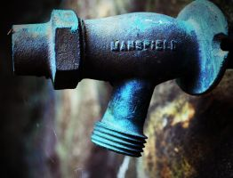 Blue Spigot (big file) by PAlisauskas