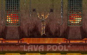 Old Arena: Lava Pool by blacksaibot
