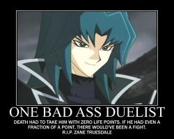 bad ass duelist by deathchaosgreymon