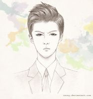 Over thinking (Oh Sehun) by inczy