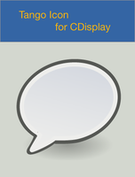 CDisplay Tango Icon by toruzz