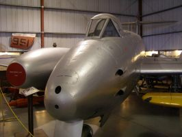 Gloster Meteor by Jetster1