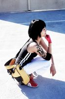 Mirror's Edge: Asian Squat by hellozombie