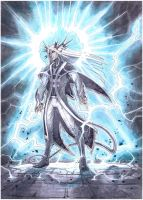 Lightning Lord by drachenmagier
