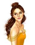 Belle by kimpertinent