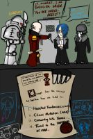 Silly Kriegers: Accusations by Sallar47