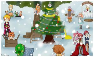 Harvest Moon: Christmas Tree by MsCappuccino
