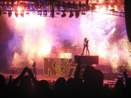 KISS: Hottest Show on Earth 12 by MabMeddowsMercury