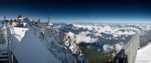 Zugspitze - 10 - Panorama by mystic-darkness