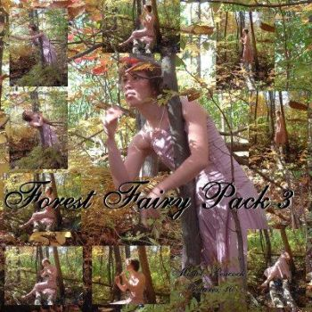 Forest Fairy Pack 3 by Nekoha-stock