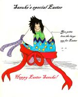 Sasukes special Easter by iPipster