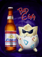 Bad Egg by Minakichan