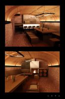 wine cellar by cepa