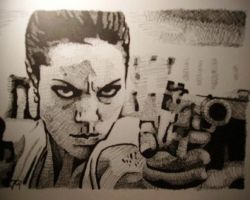 Angelina Jolie Wanted by theartmasta