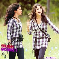 Selena Gomez Blend by AbruuEditions
