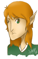 Ginger elf by Magnexx