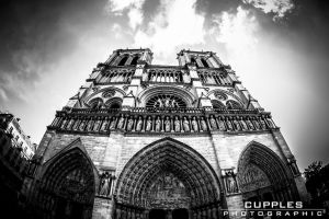 Notre Dame by cupplesey
