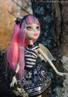 Monster High - Rochelle 3 by SammehChu
