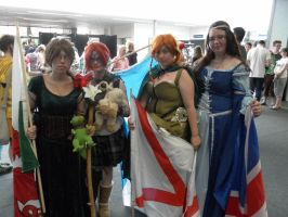 Manchester MCM 2013- The United Kingdoms by GothicCiel1313