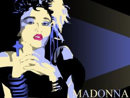 MADONNA 20 by haveacookie
