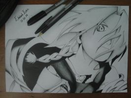 Edward Elric by Karol163