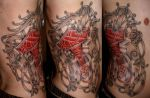 viking-art Thorshammer 1 by DarkSunTattoo