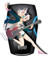 Sound Blaster Recon 3D Sonico by FarOffPromise