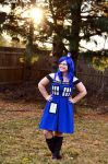 My time as the TARDIS by cmhooley