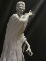 Dracula WIP UPDATED PICS 2 by Blairsculpture