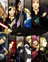 KH: ID for The-Org-XIII by Kumagorochan